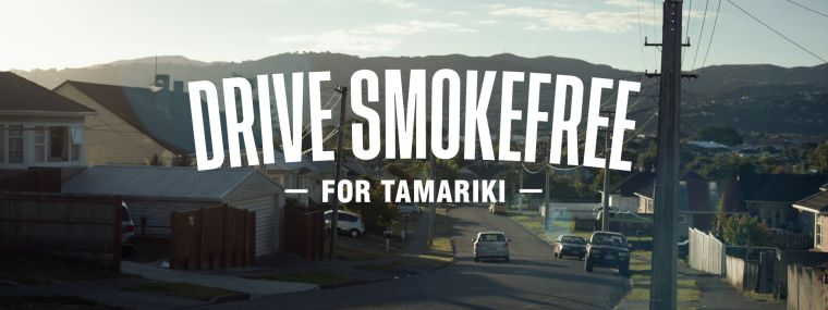 Smokefree in your car